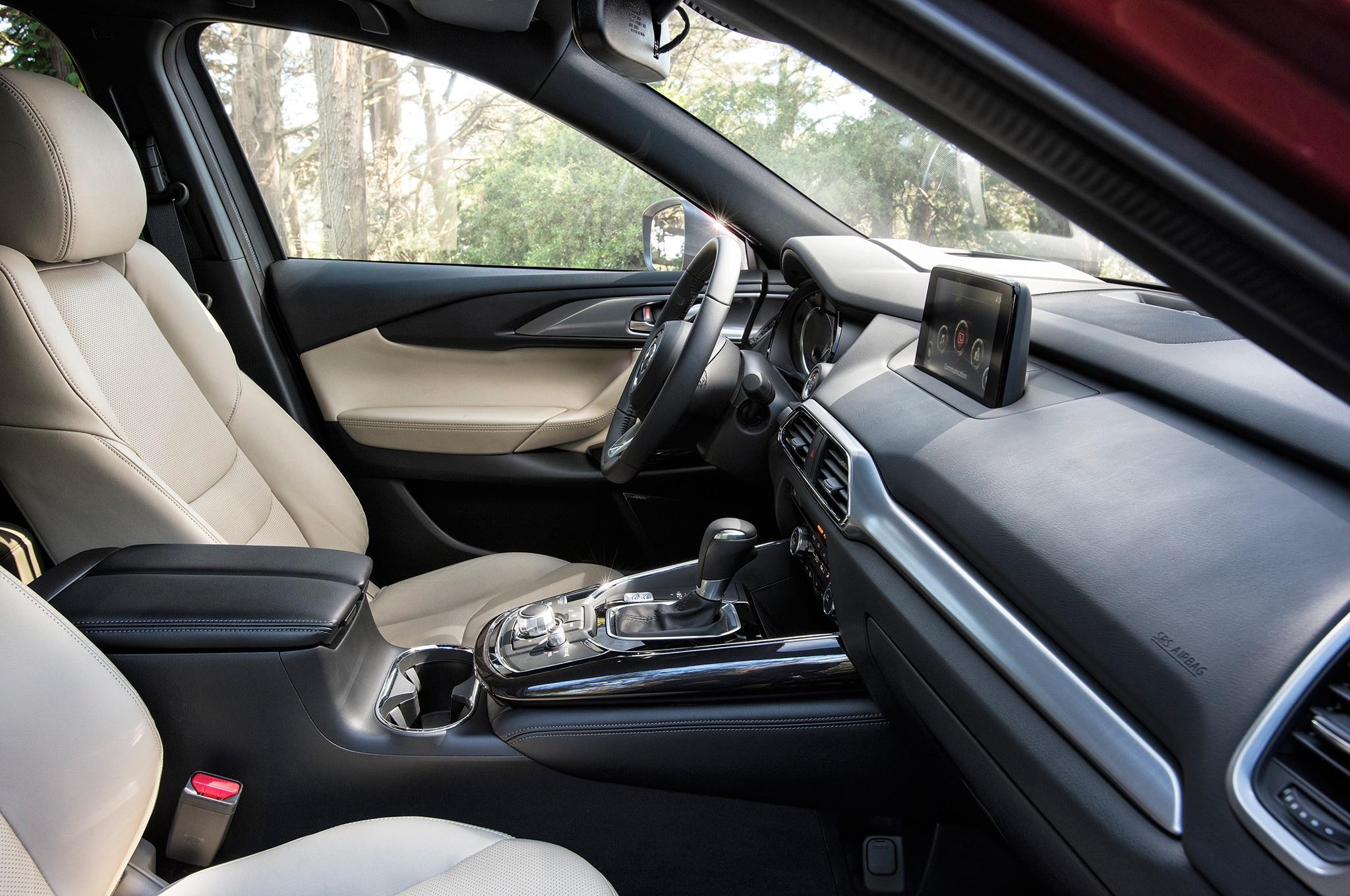 2016 Mazda Cx 9 First Drive