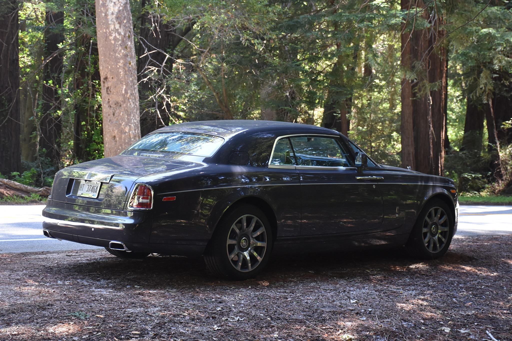 Saying Goodbye to the Rolls-Royce Phantom Coupe