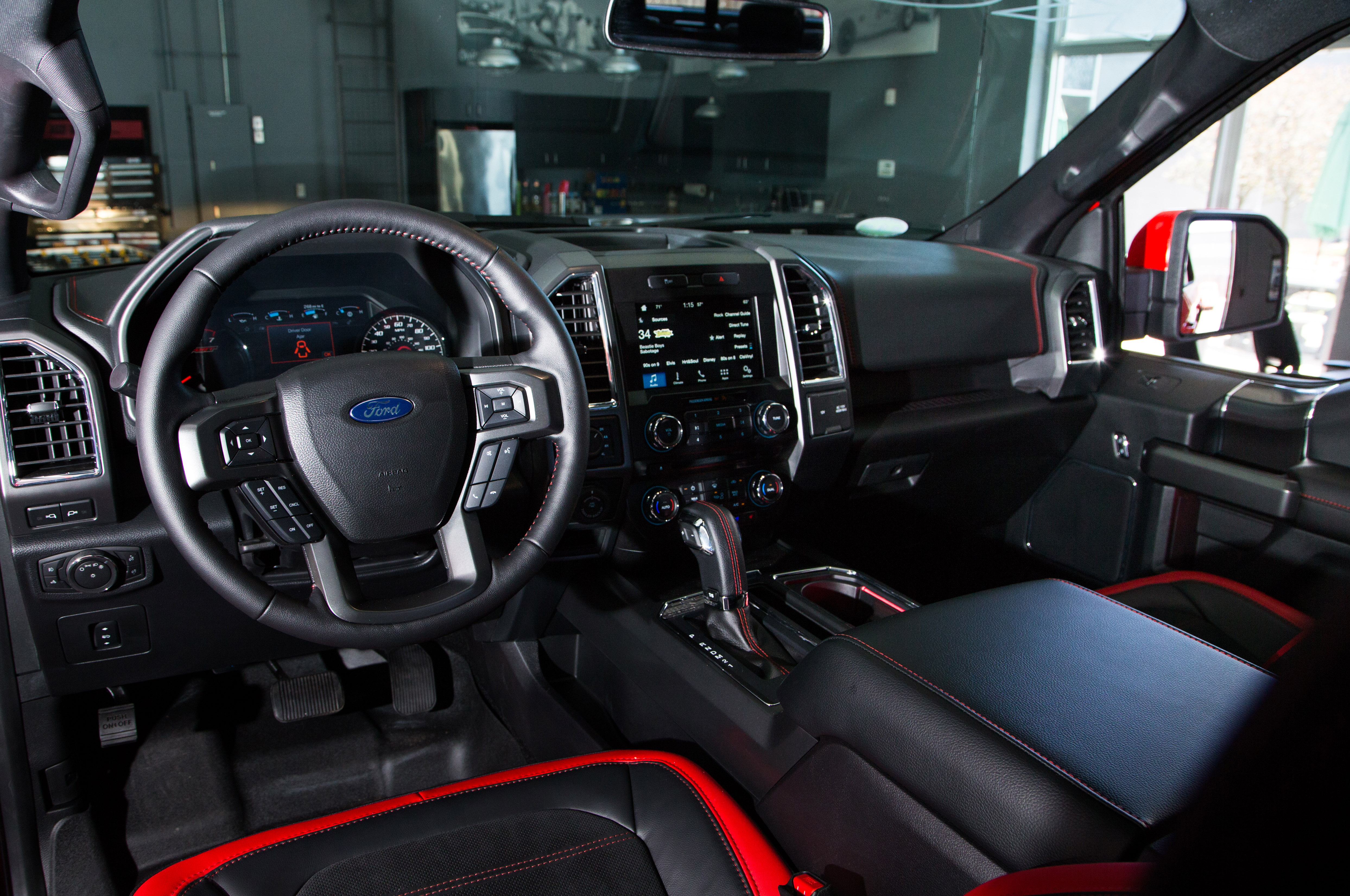 2016 Roush Ford F 150 Sc Review