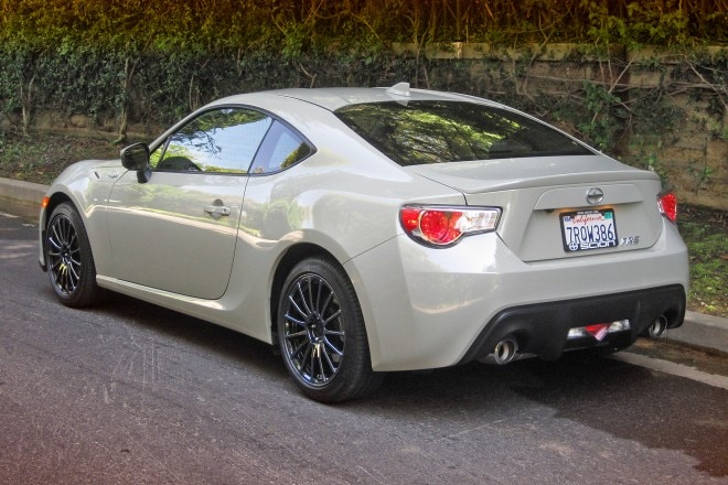 2016 Scion FR S Release Series 2 0 rear three quarter