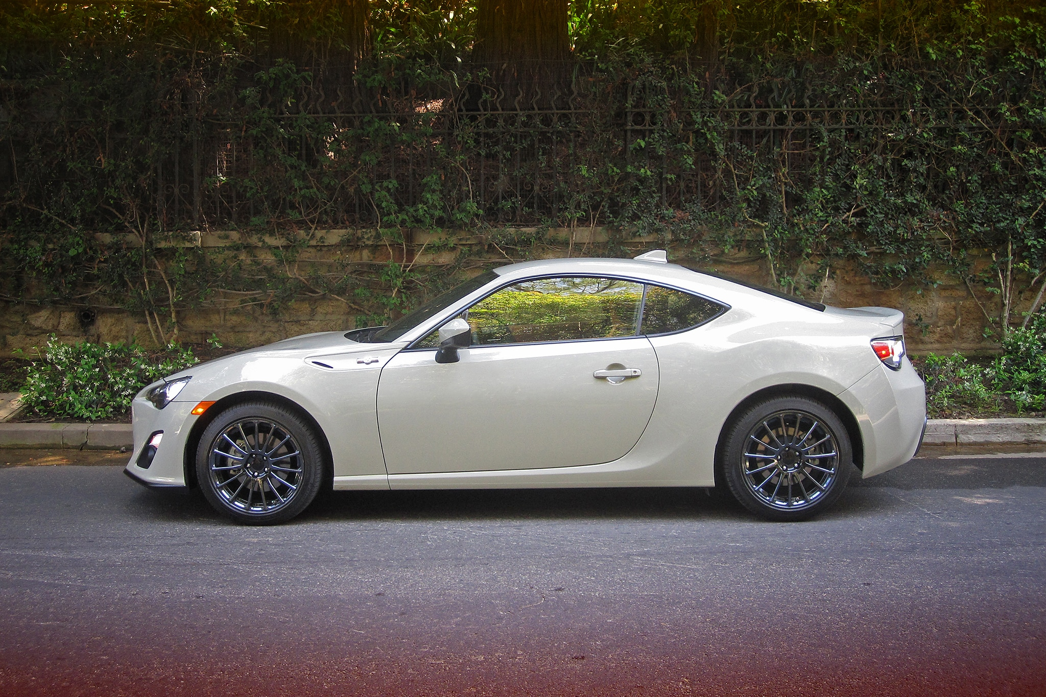 2016 Scion FR S Release Series 2 0 Side Profile
