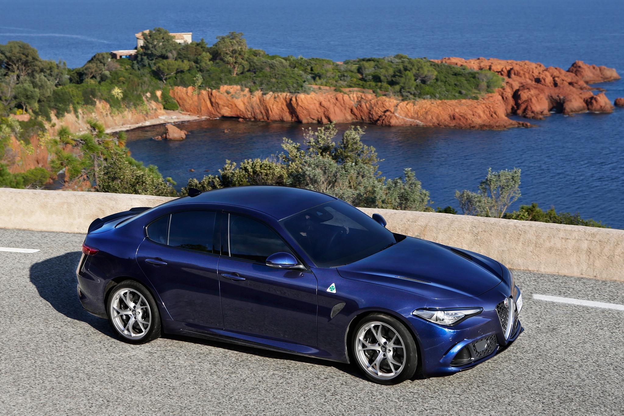 By Design Alfa Romeo Giulia