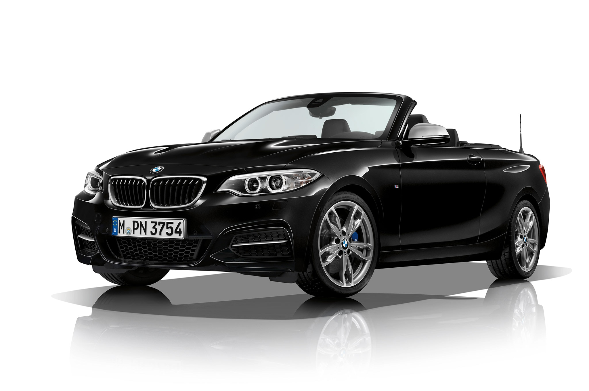 2018 Bmw M240i Convertible Specs And Price >> 2017 Bmw 2 Series Lineup Revealed With New Engines Automobile