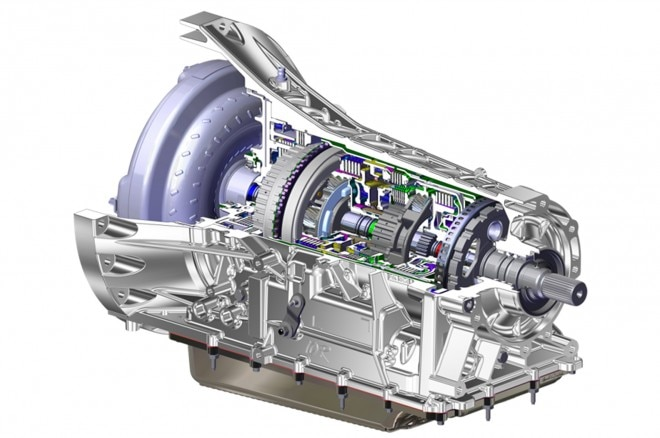 2017 Ford F 150 10 speed transmission