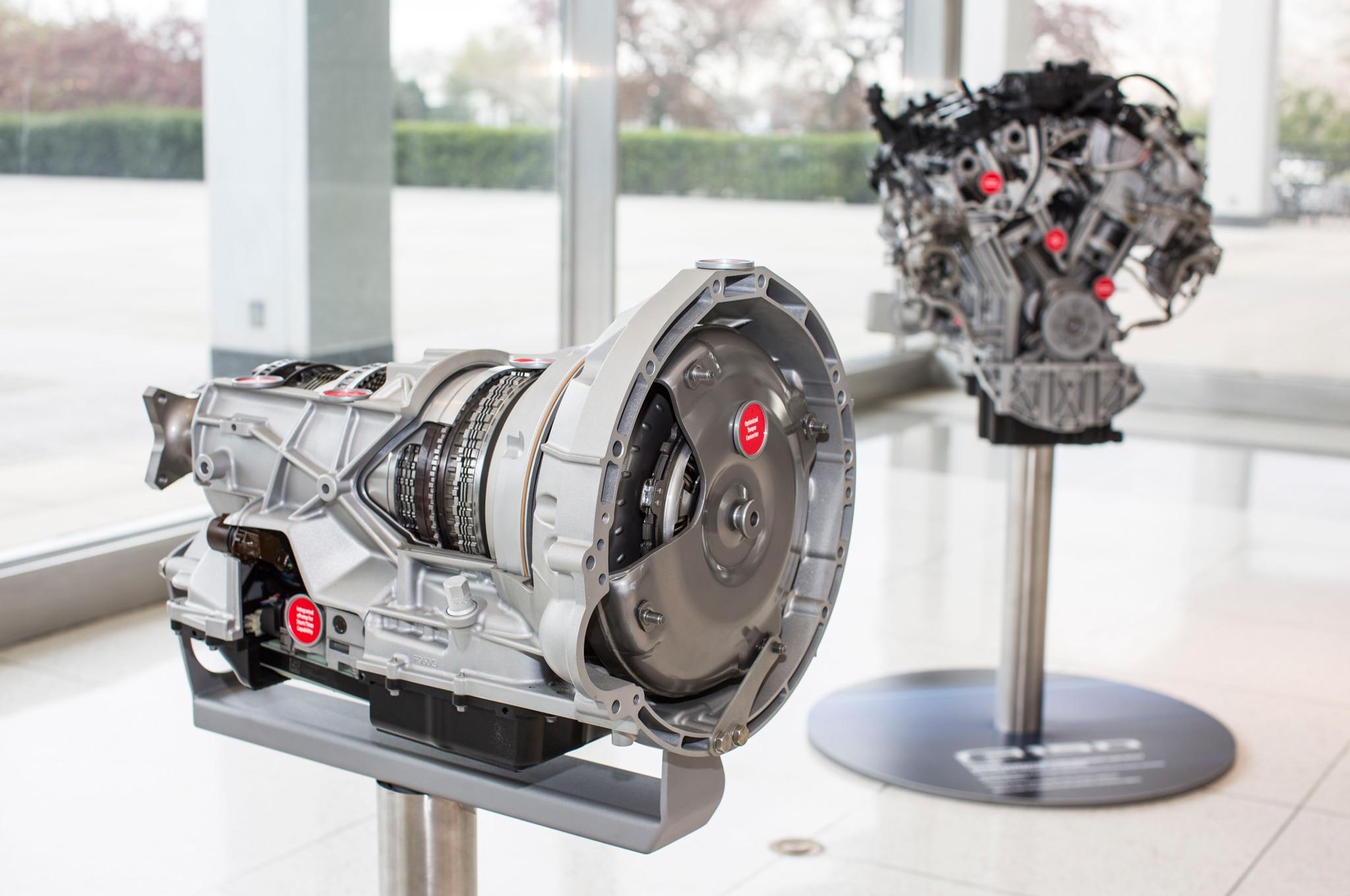 2017 Ford F 150 35 Liter EcoBoost Engine And 10 Speed Transmission
