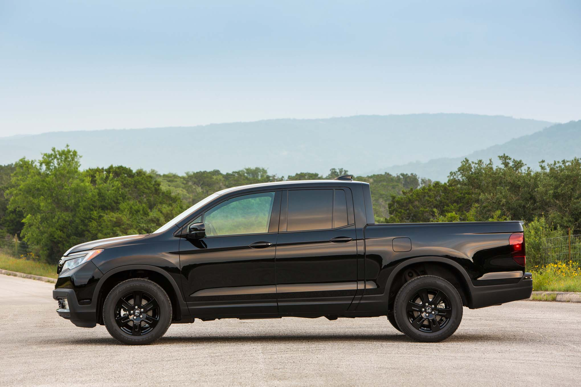 Ridgeline Black Edition The Ugliest Truck I Have Ever Seen Page 3 Honda Owners Club Forums