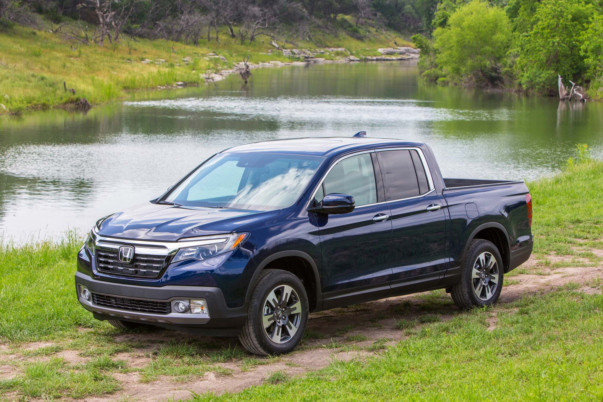 2017 honda ridgeline first drive review car news and for 2017 honda ridgeline configurations