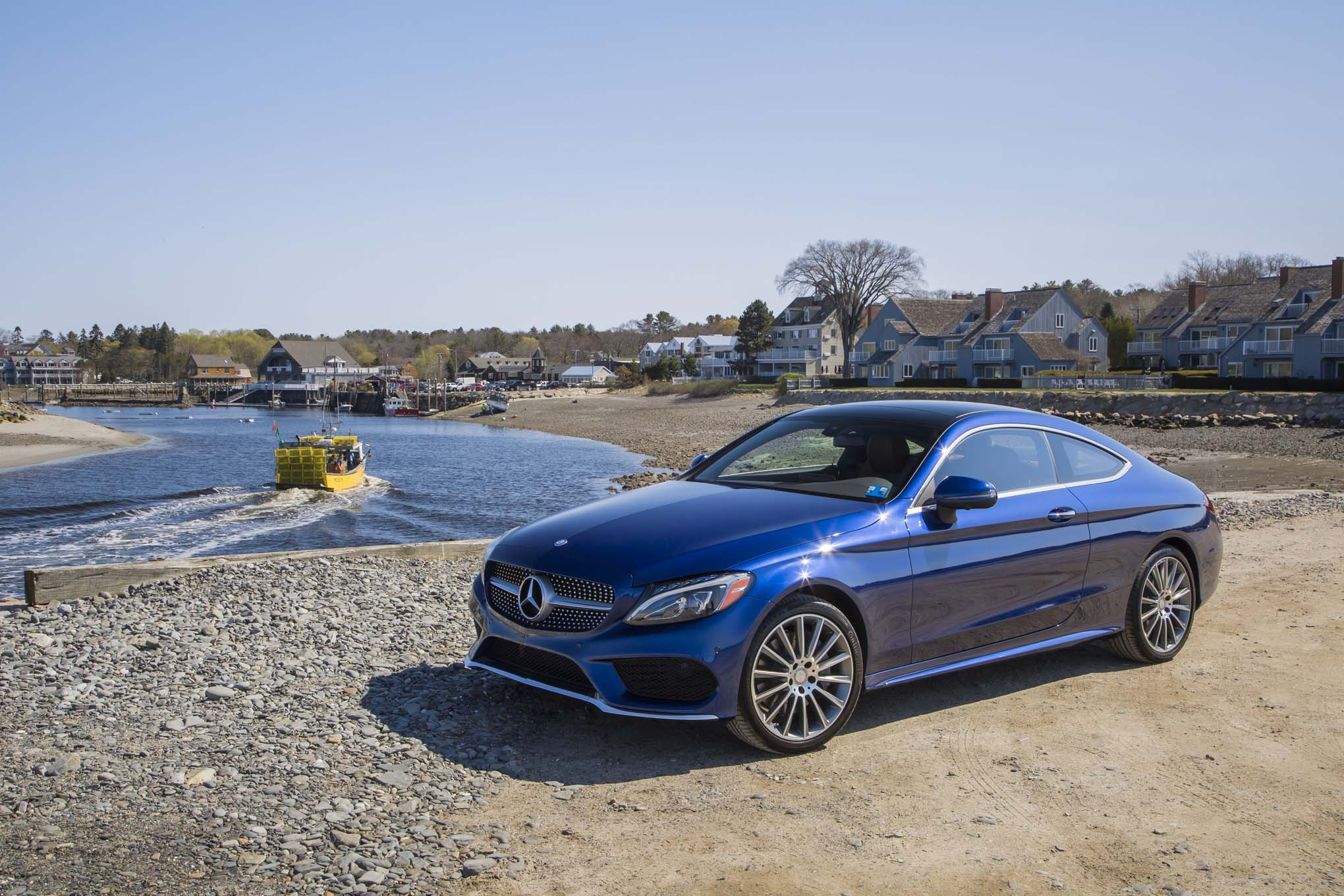 2017 Mercedes Benz C300 Coupe First Drive Review