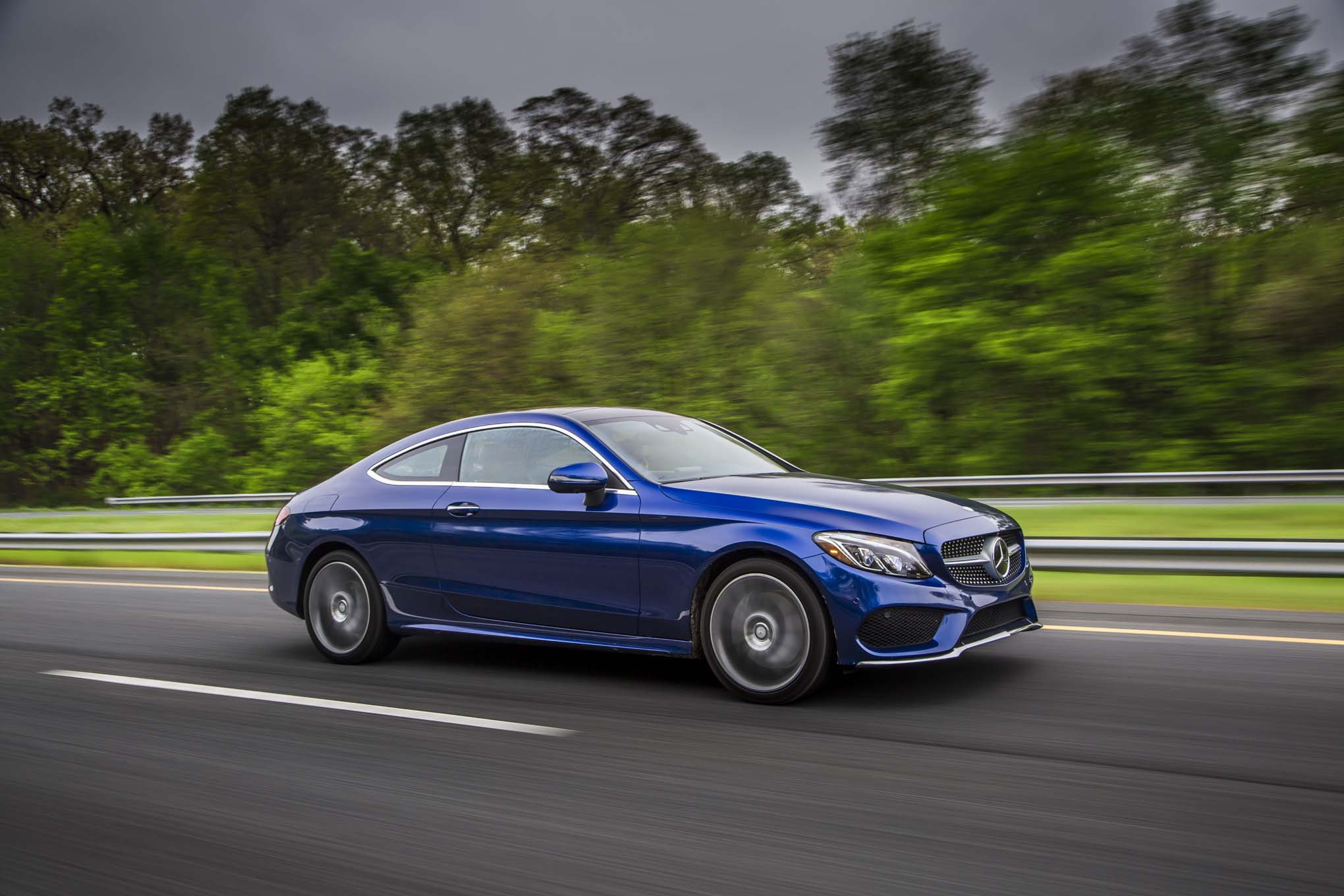 Quick Take 2017 Mercedes Benz C300 4matic Coupe