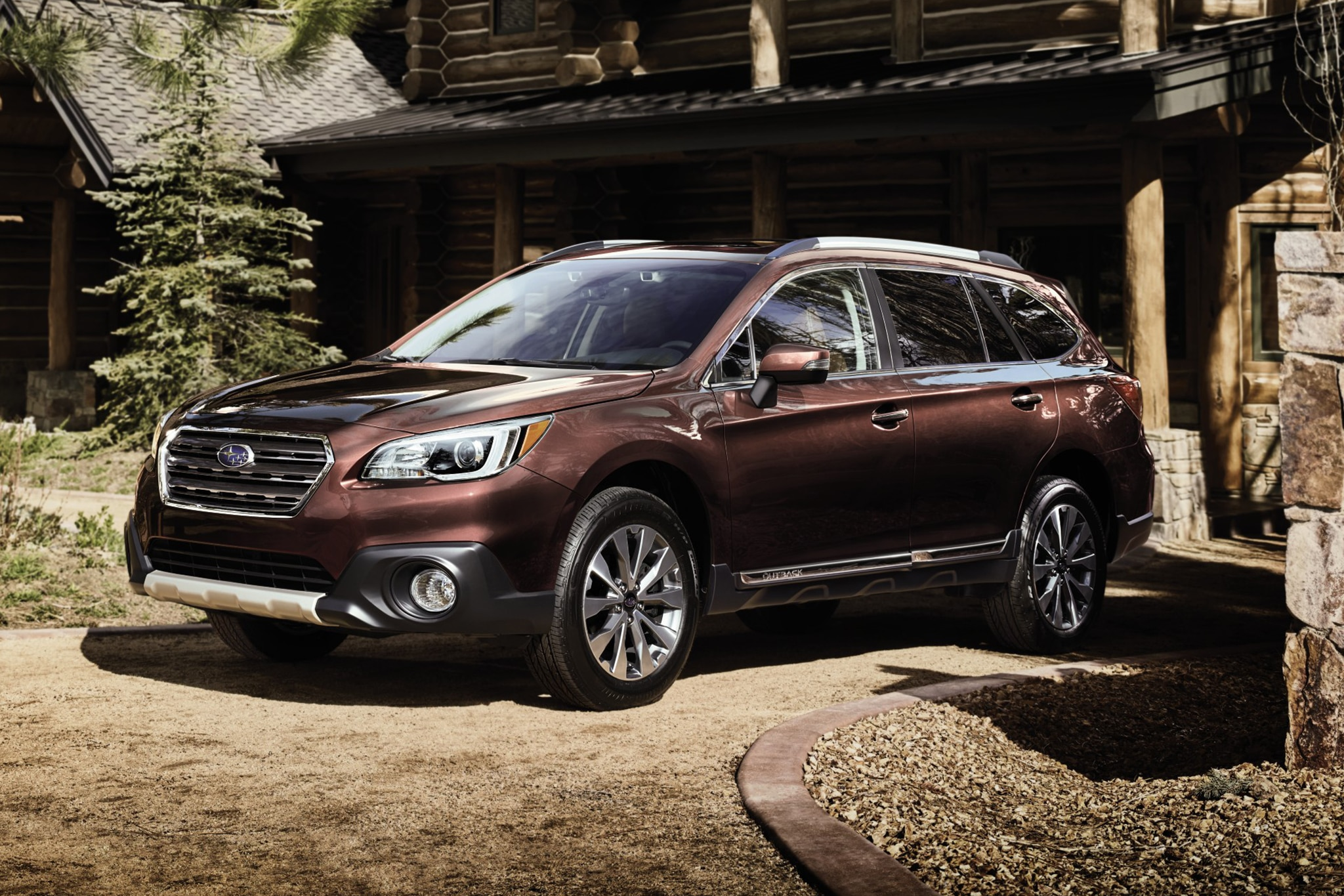 2017 Subaru Outback Touring front three quarter 02 2017 subaru legacy and outback pricing released automobile magazine 2000 subaru outback wiring diagram at reclaimingppi.co