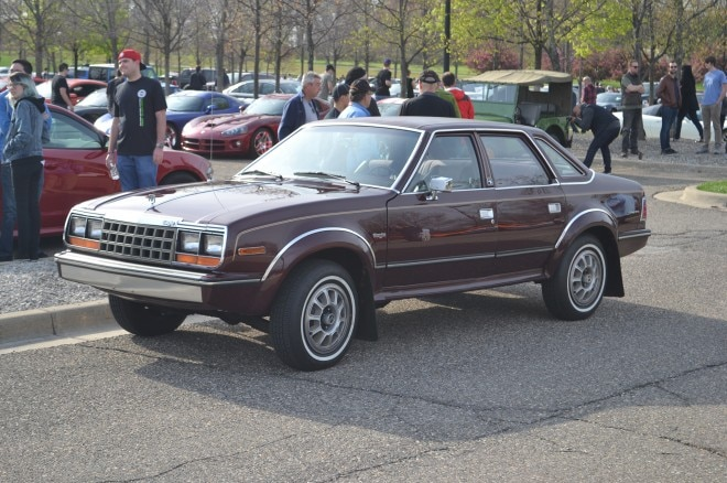 AMC Eagle FCA Cars and Coffee