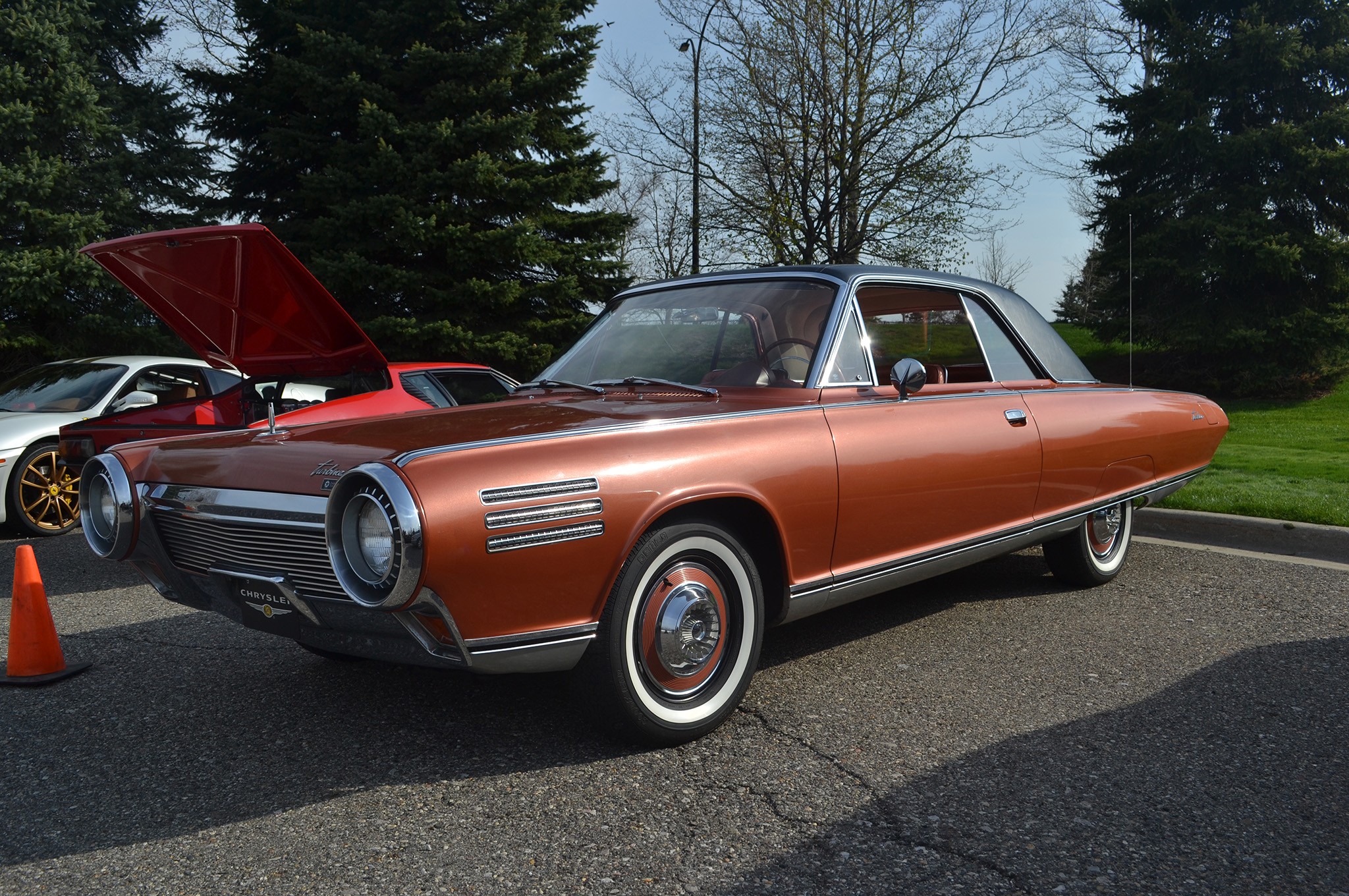 Chrysler Turbine Car: Our 10 Favorite Cars At The First FCA Cars And Coffee