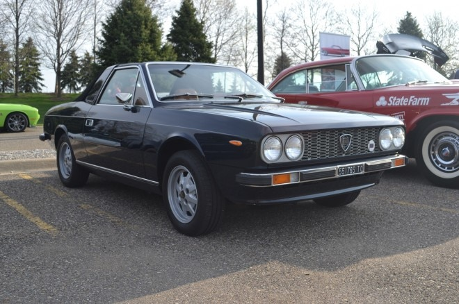 Lancia Beta Zagato FCA Cars and Coffee