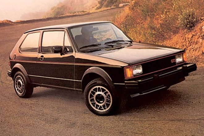 VW Rabbit GTI 1