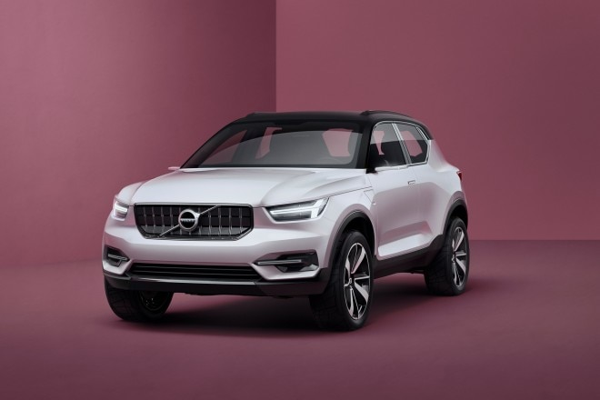 Volvo XC40 Compact SUV to Debut Later This Year: Report