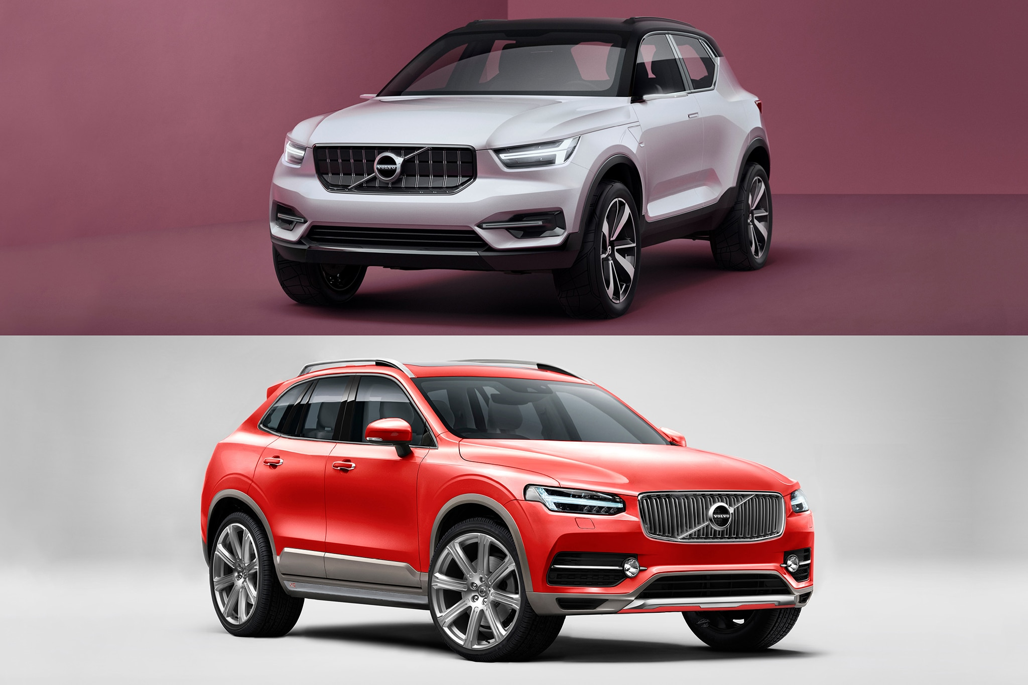 volvo xc40 small crossover who designed it better. Black Bedroom Furniture Sets. Home Design Ideas
