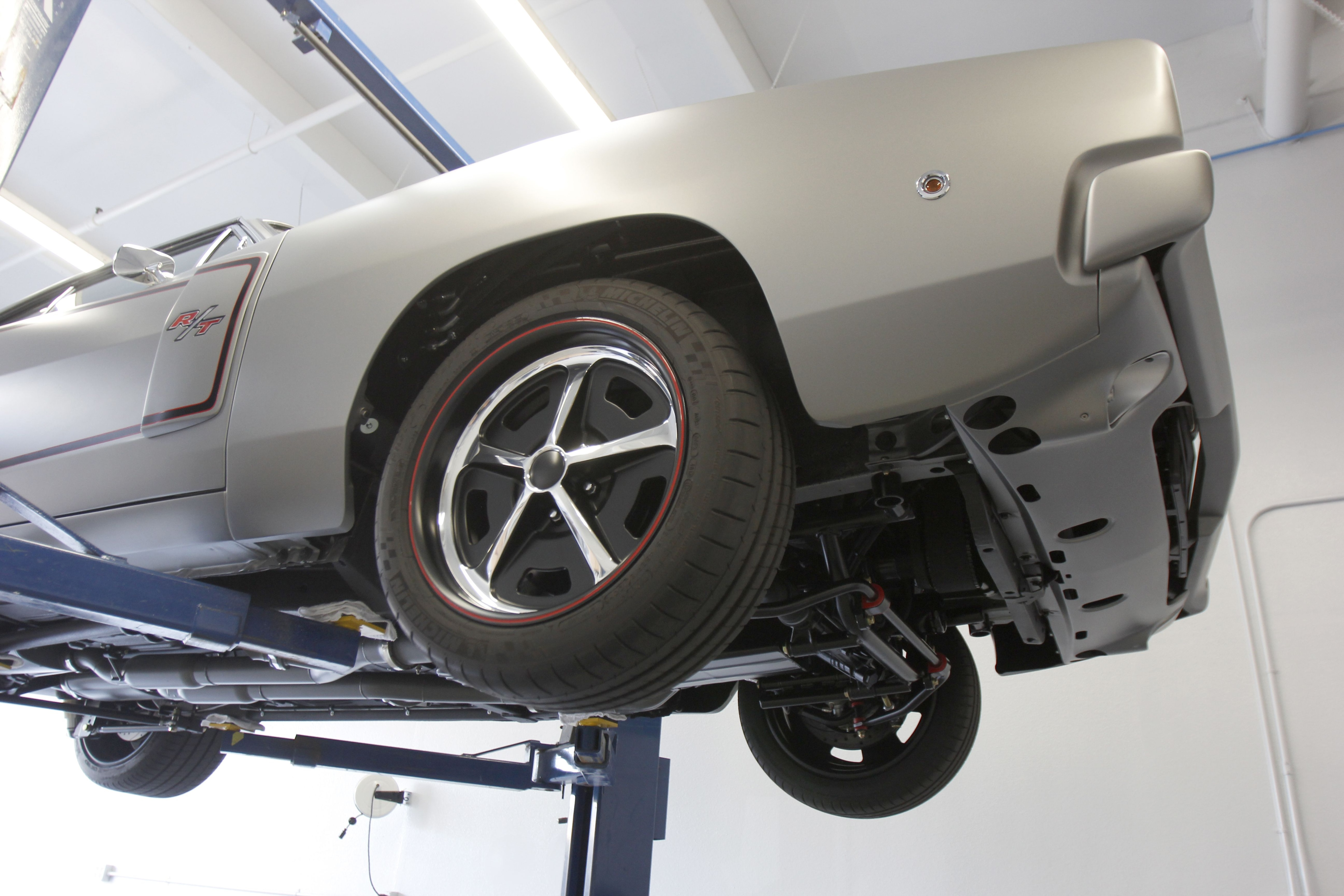 1970 dodge charger front wheels