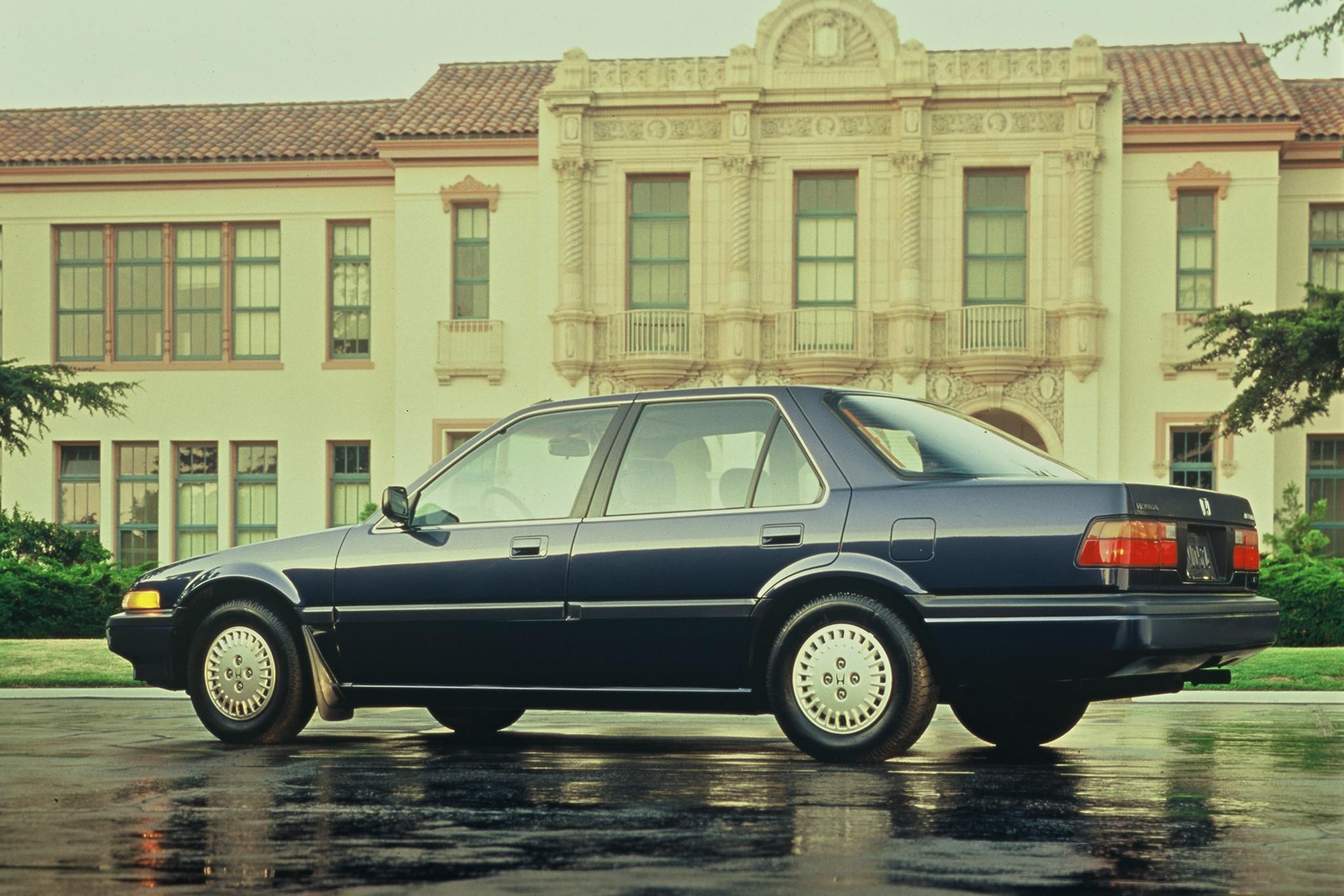 1987 honda accord 3rd generation 02 1 automobile for Honda accord generations