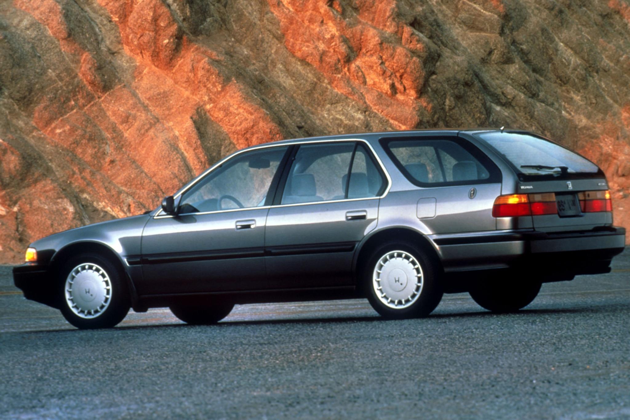 honda accord celebrates 40th birthday | automobile magazine