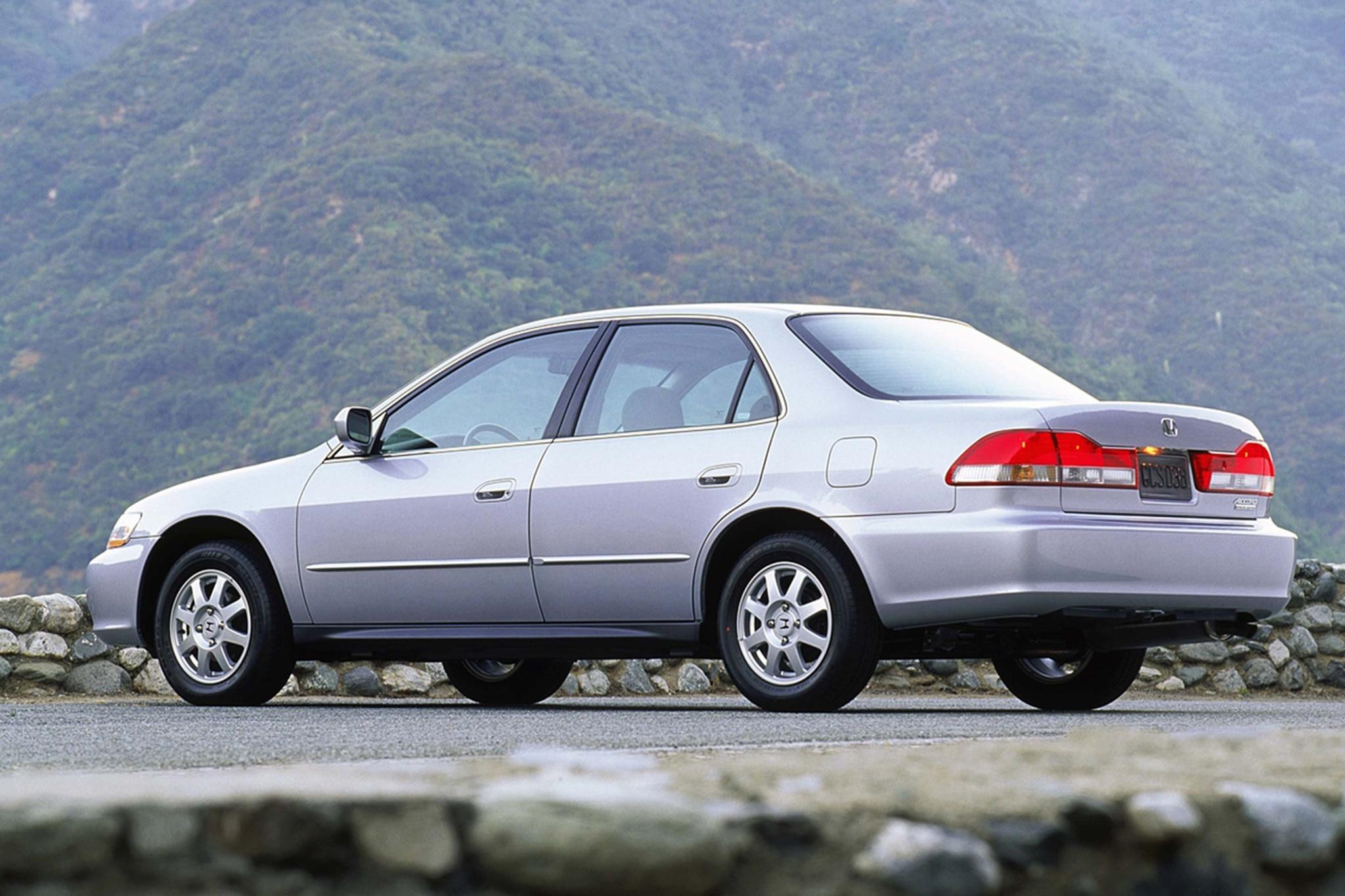 2002 honda accord 6th generation 1 automobile