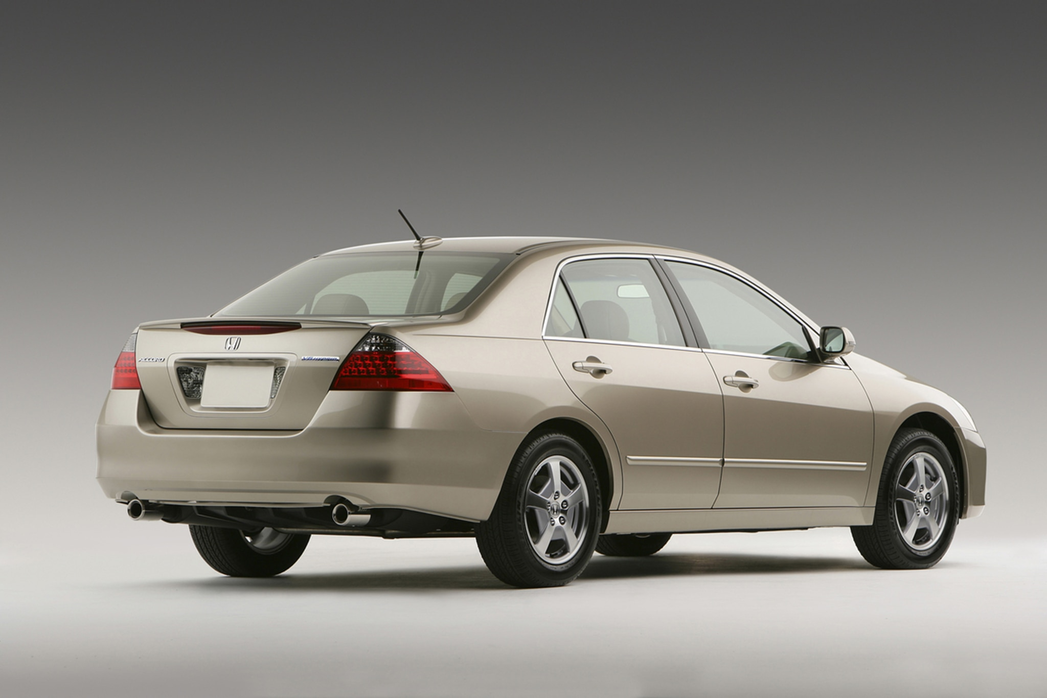 2006 Honda Accord Hybrid 7th generation