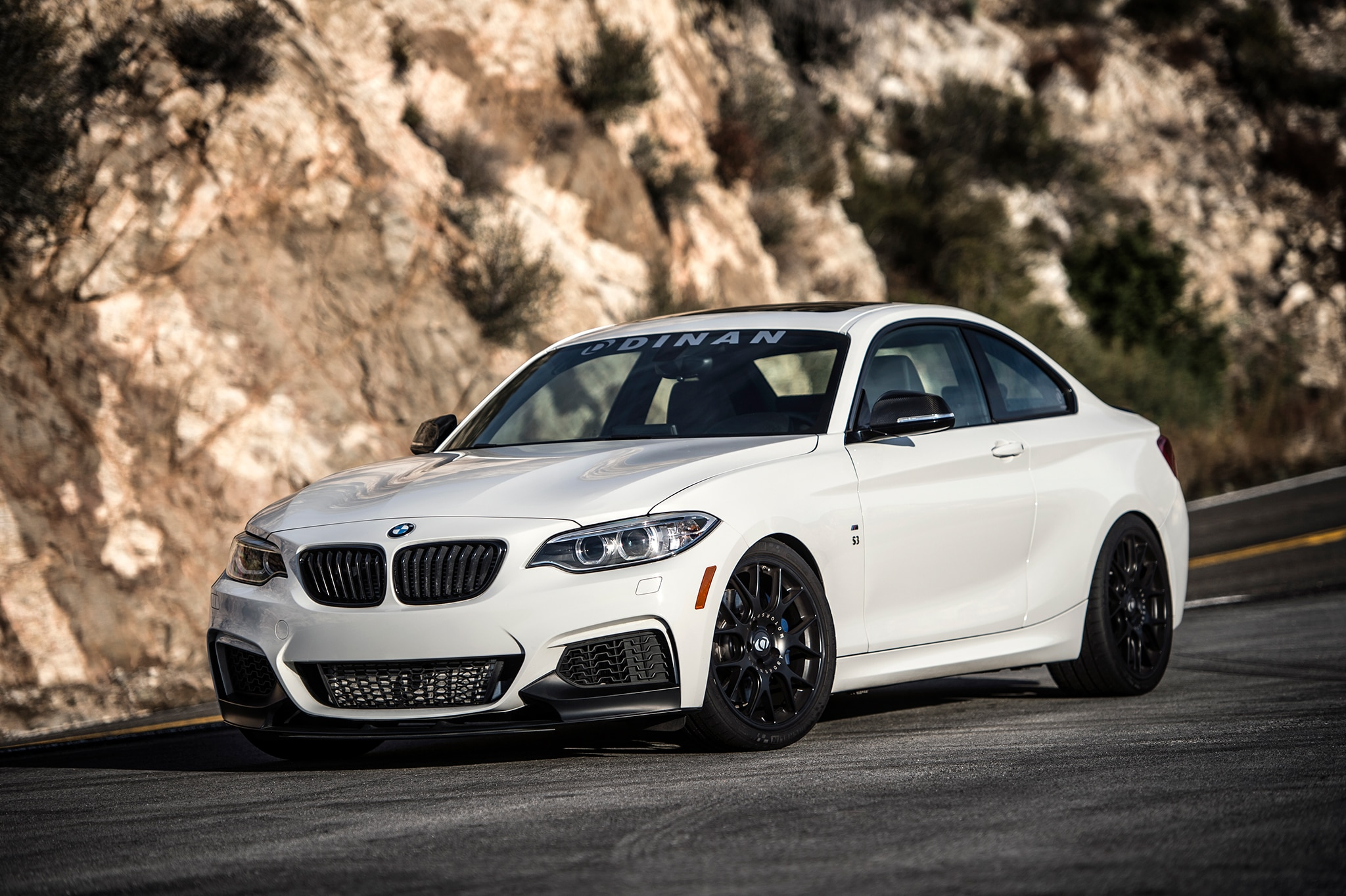 VIDEO: The Smoking Tire drives Dinan S3 BMW M235i
