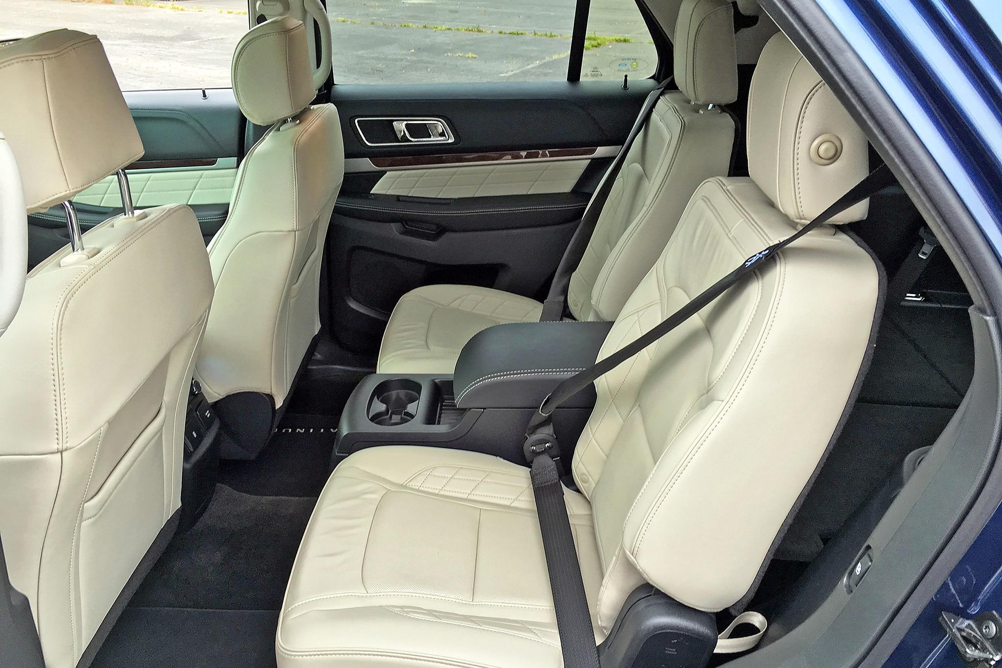 2016 ford explorer platinum rear seats automobile. Black Bedroom Furniture Sets. Home Design Ideas