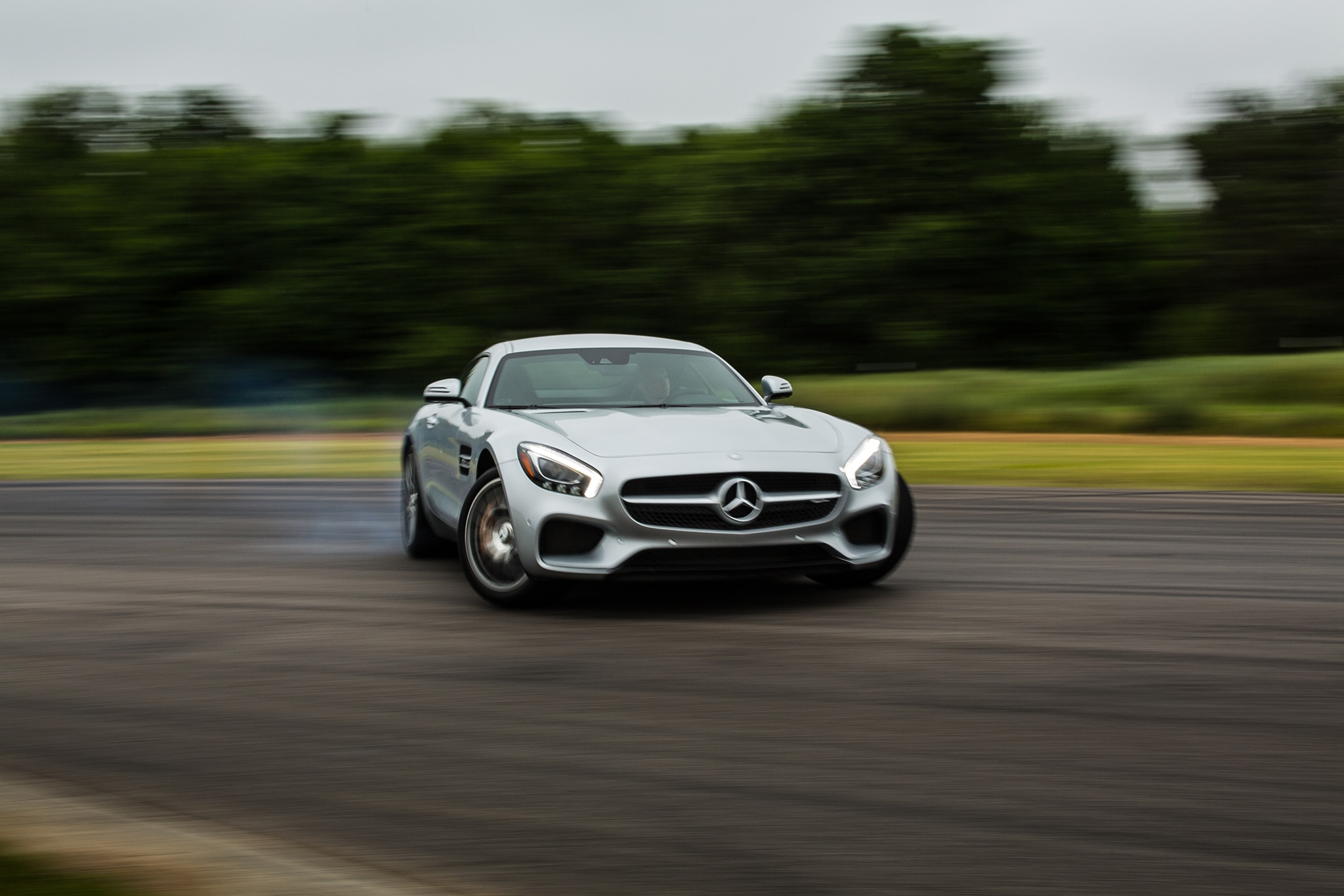 One Week With 2016 MercedesAMG GT S