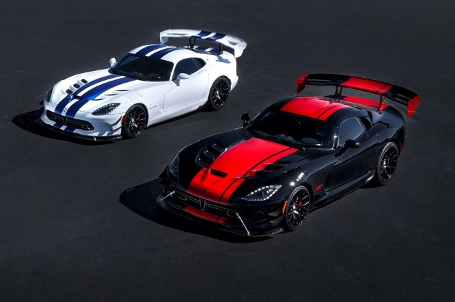 The Dodge Viper Is Officially Dead, With Five Final Editions