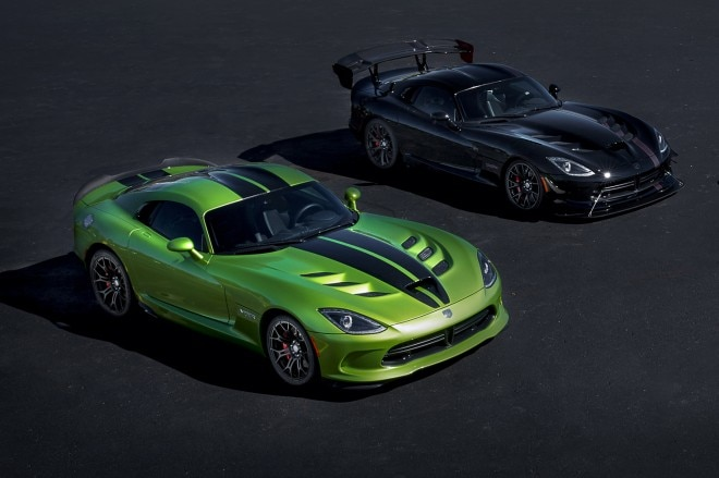 2017 Dodge Viper Limited Edition Final Group 2