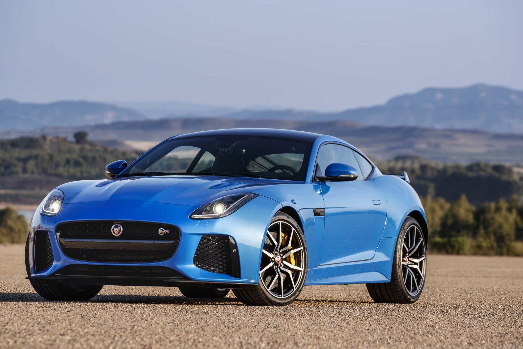 2017 jaguar f type svr first drive review automobile. Black Bedroom Furniture Sets. Home Design Ideas