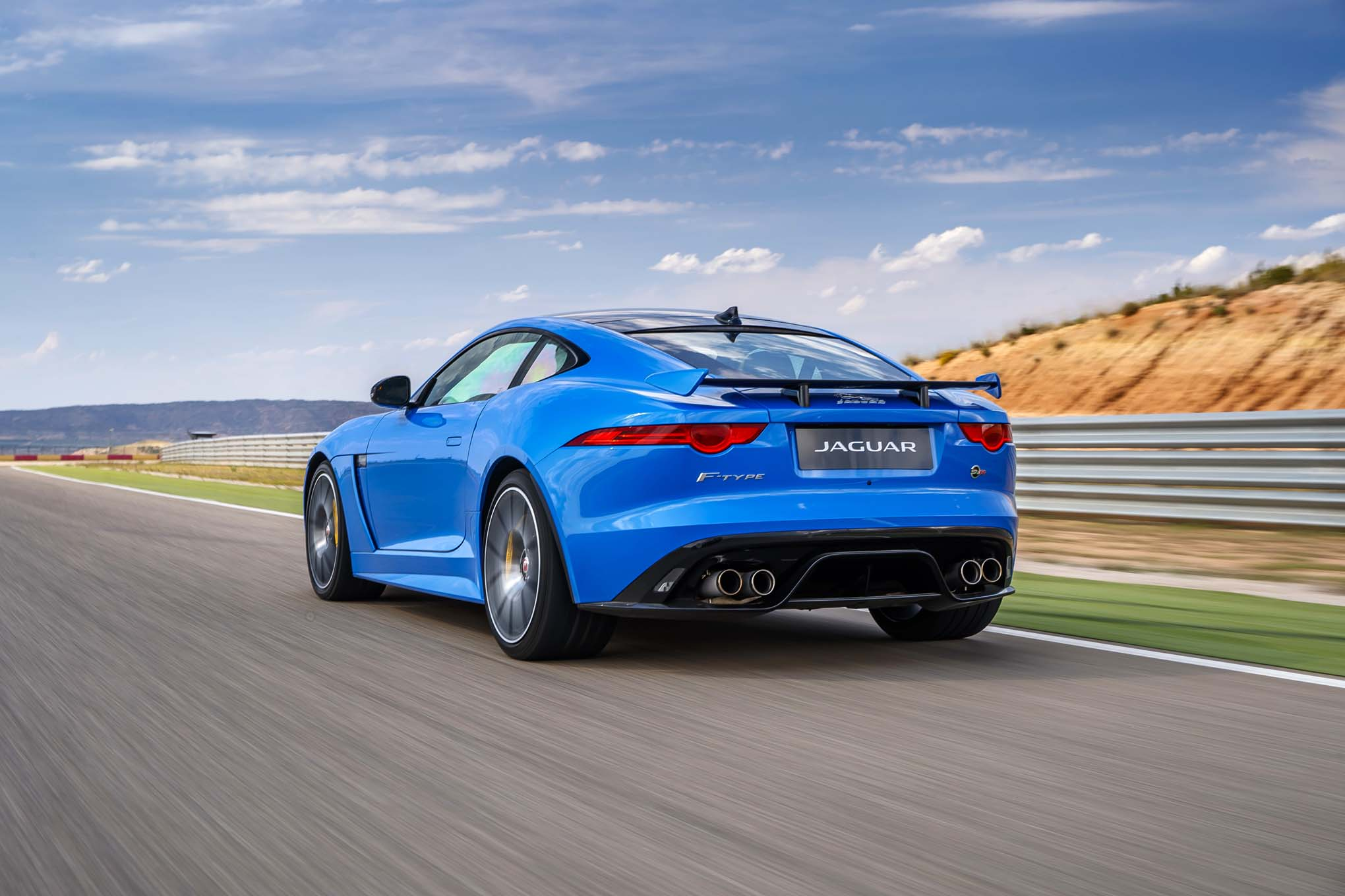 2017 jaguar f type svr first drive review automobile. Black Bedroom Furniture Sets. Home Design Ideas