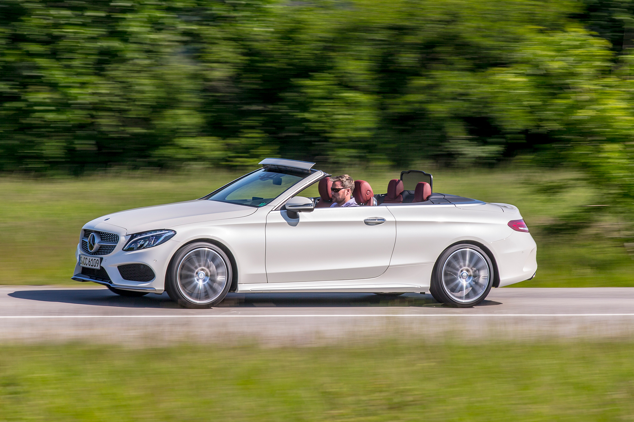 2017 mercedes benz c class cabriolet first drive review. Black Bedroom Furniture Sets. Home Design Ideas