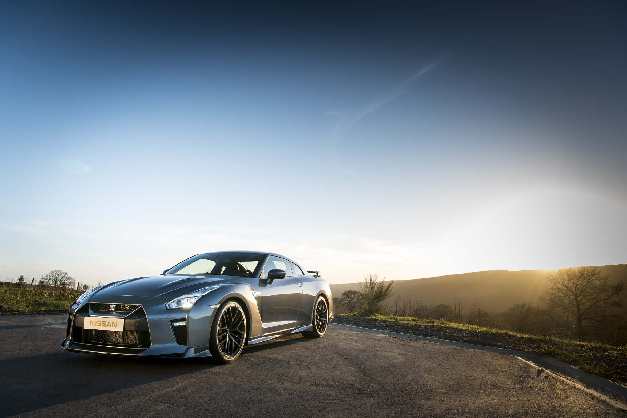 2017 Nissan Gtr First Look Wallpaper Hd: 2017 Nissan GT-R First Drive Review