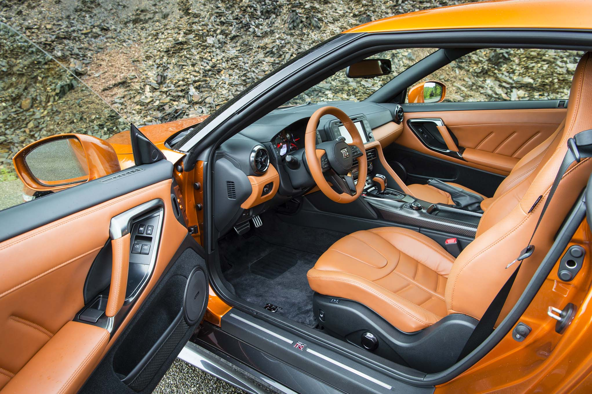 2017 Nissan GT R First Drive Review