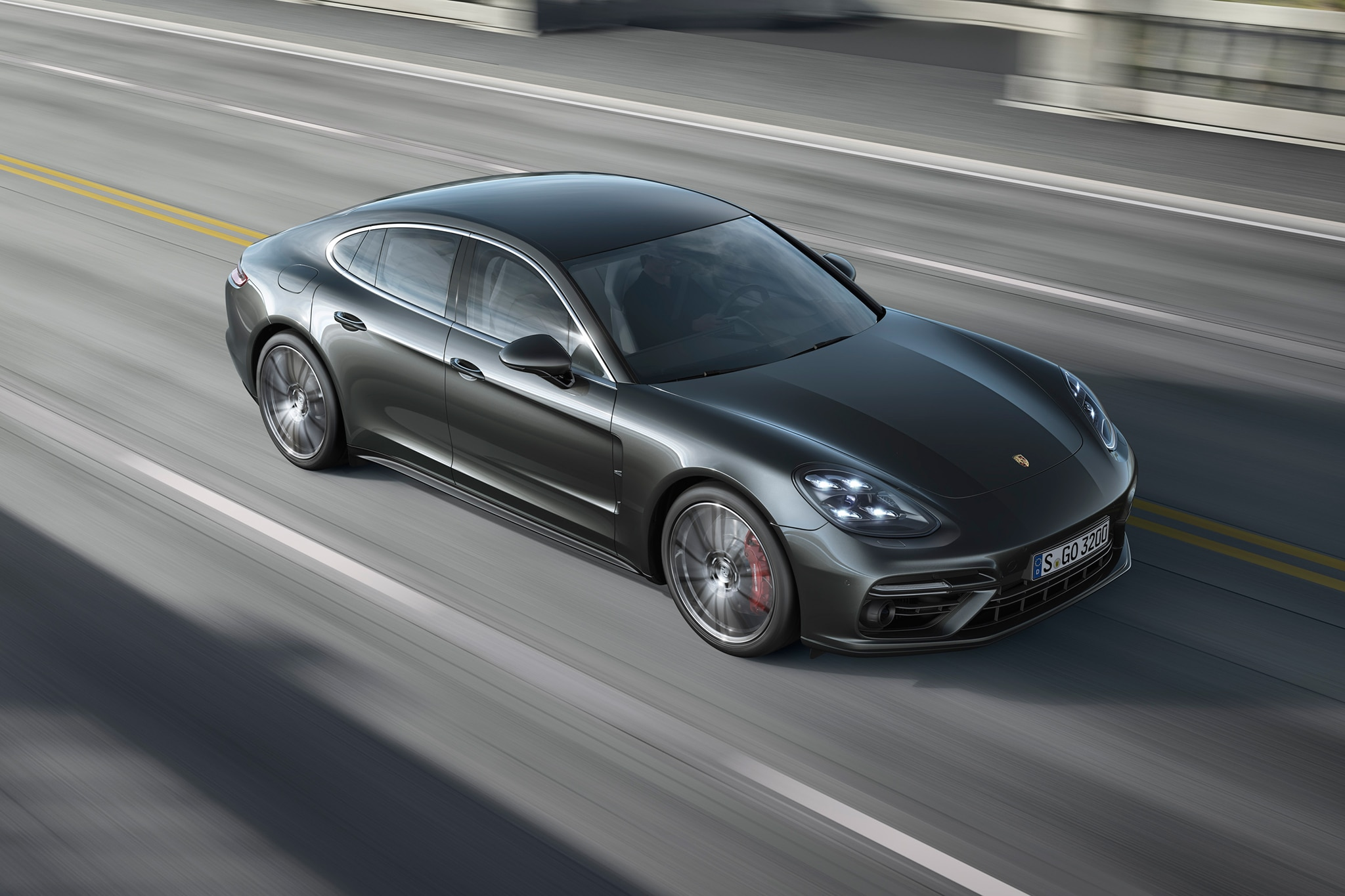 the 2017 porsche panamera is seriously fast at the ring automobile magazine. Black Bedroom Furniture Sets. Home Design Ideas