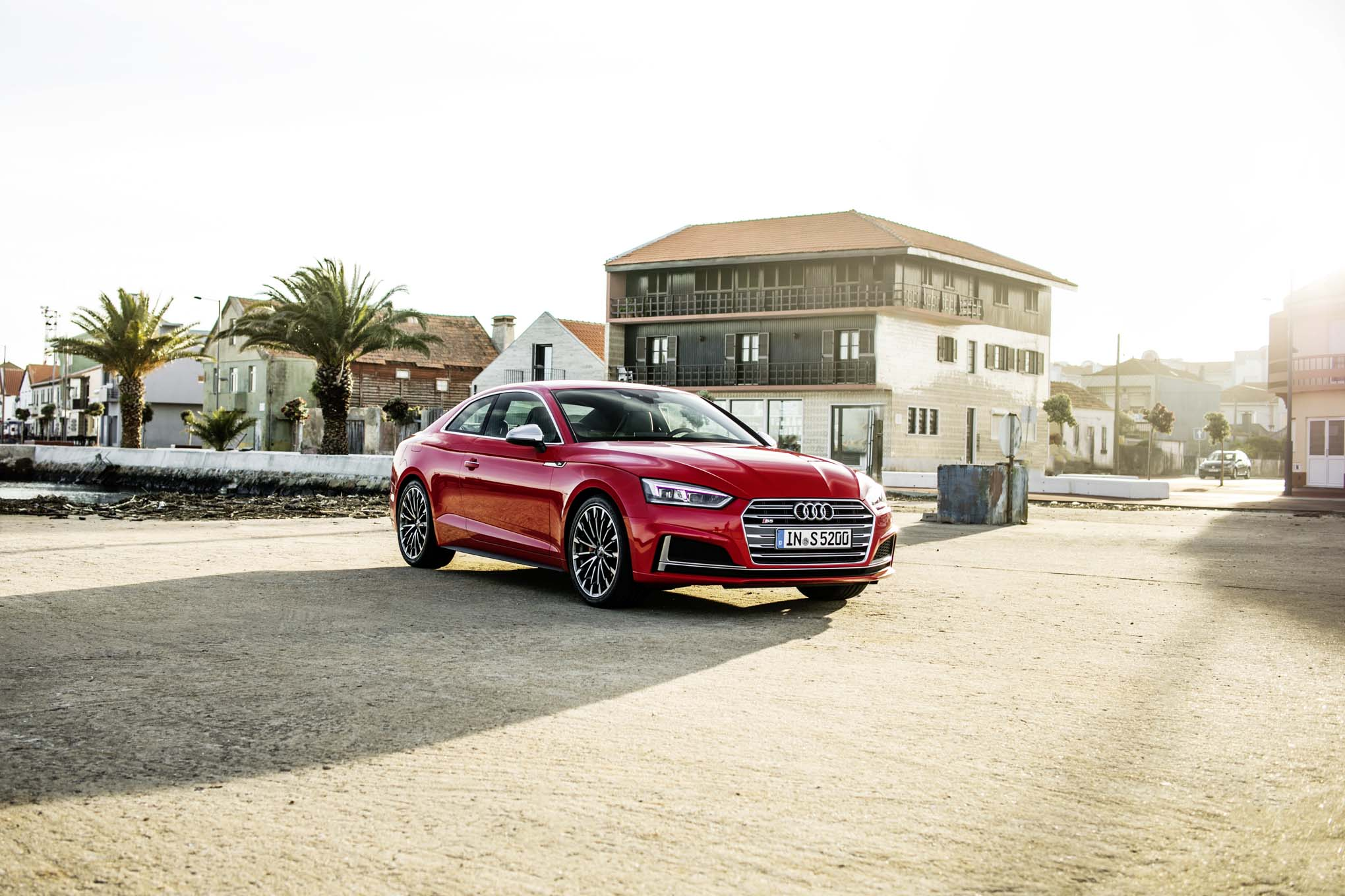 Audi s5 sportback 2017 review by car magazine - Show More
