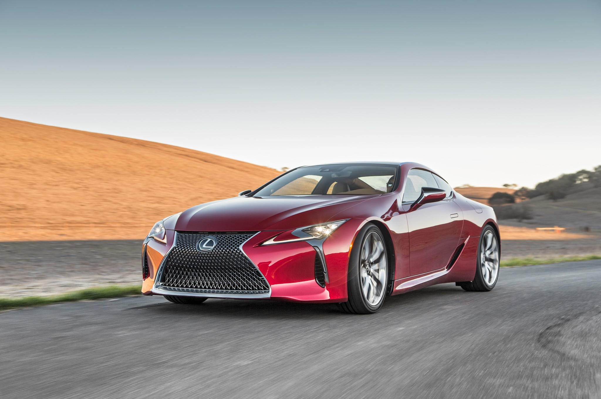 2018 lexus lc 500 coming next may armed with 471 horsepower automobile magazine. Black Bedroom Furniture Sets. Home Design Ideas
