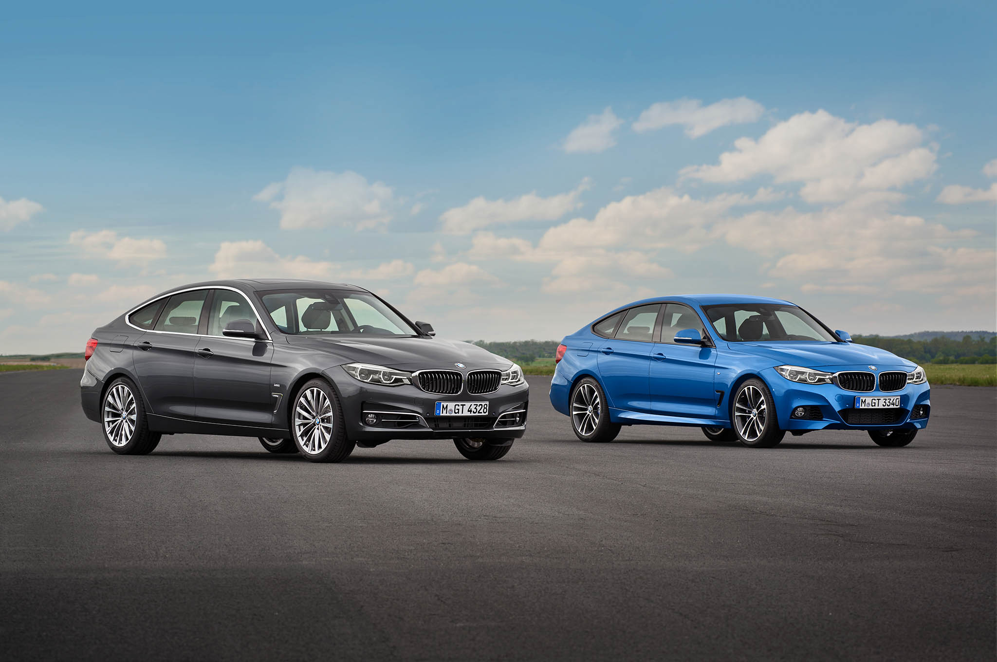 refreshed bmw 3 series gran turismo debuts for europe automobile. Cars Review. Best American Auto & Cars Review