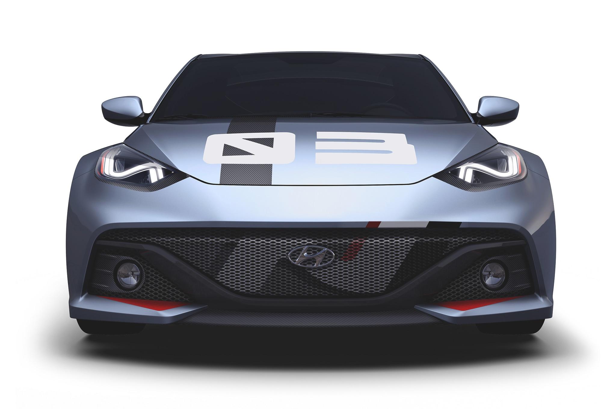 Hyundai Rm16 >> Hyundai RM16 N Concept, 2017 Genesis G80 Sport Revealed | Automobile Magazine