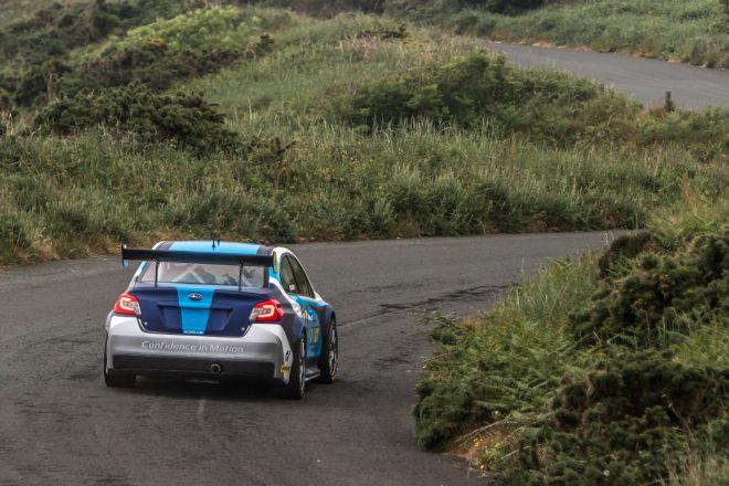 Isle of Man Subaru WRX STI 10