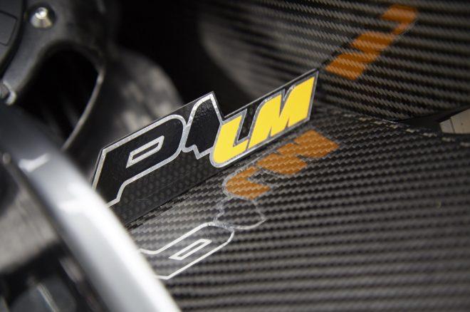 McLaren P1 LM badge detail 2 1