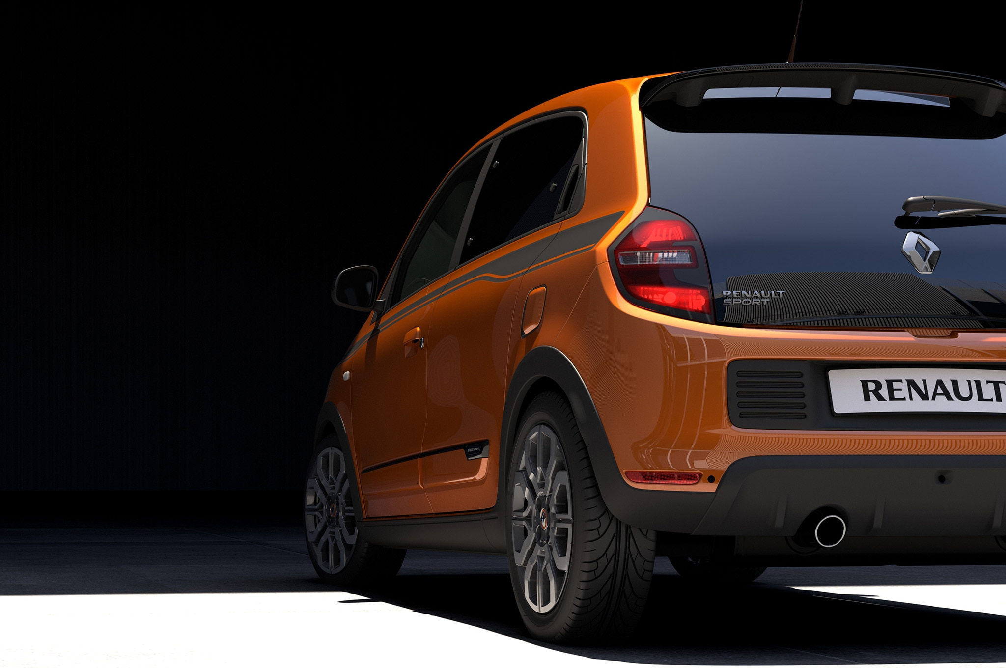 renault reveals the twingo gt the coolest city car we ve ever seen automobile magazine. Black Bedroom Furniture Sets. Home Design Ideas