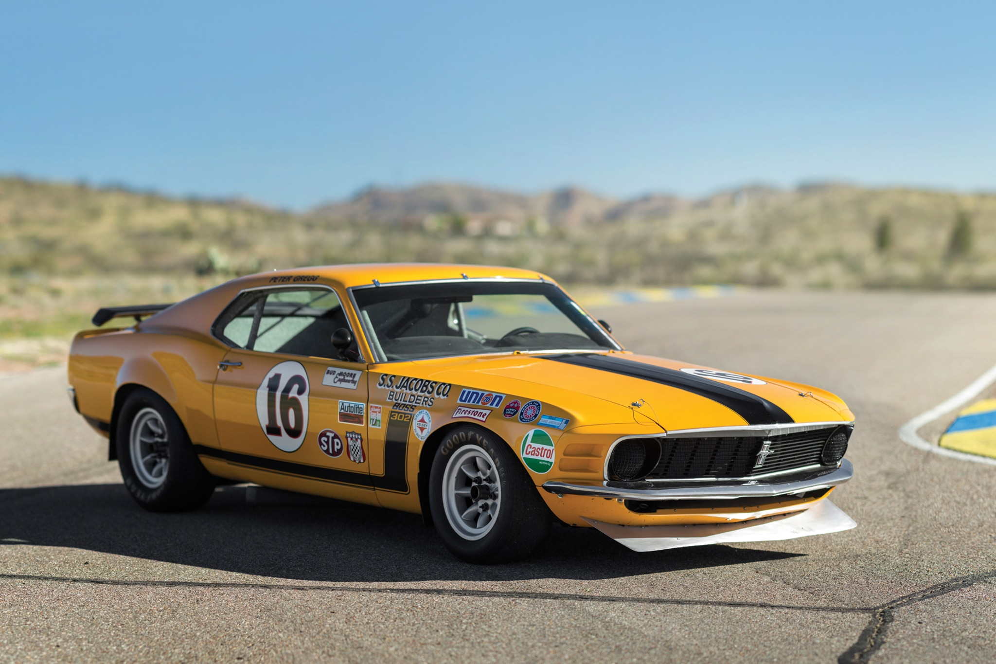Buy an entire historic ford racing team at rm sothebys monterey show more sciox Gallery