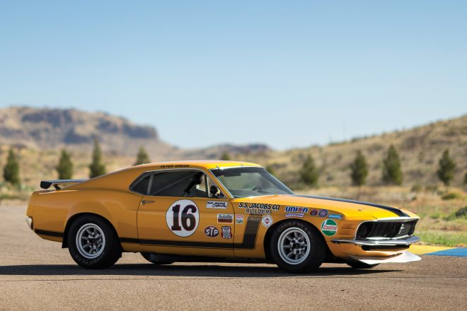 Jim Click Nissan >> Buy an Entire Historic Ford Racing Team at RM Sotheby's Monterey Sale | Automobile Magazine