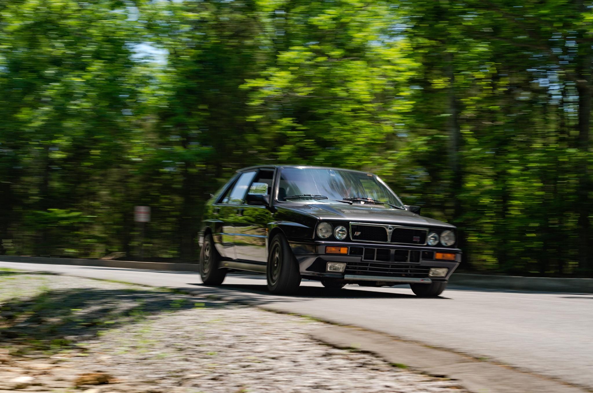 1990 Lancia Delta HF Integrale Lane Motor Museum In Motion