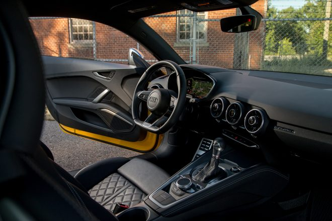 2016 Audi TTS coupe cabin 05