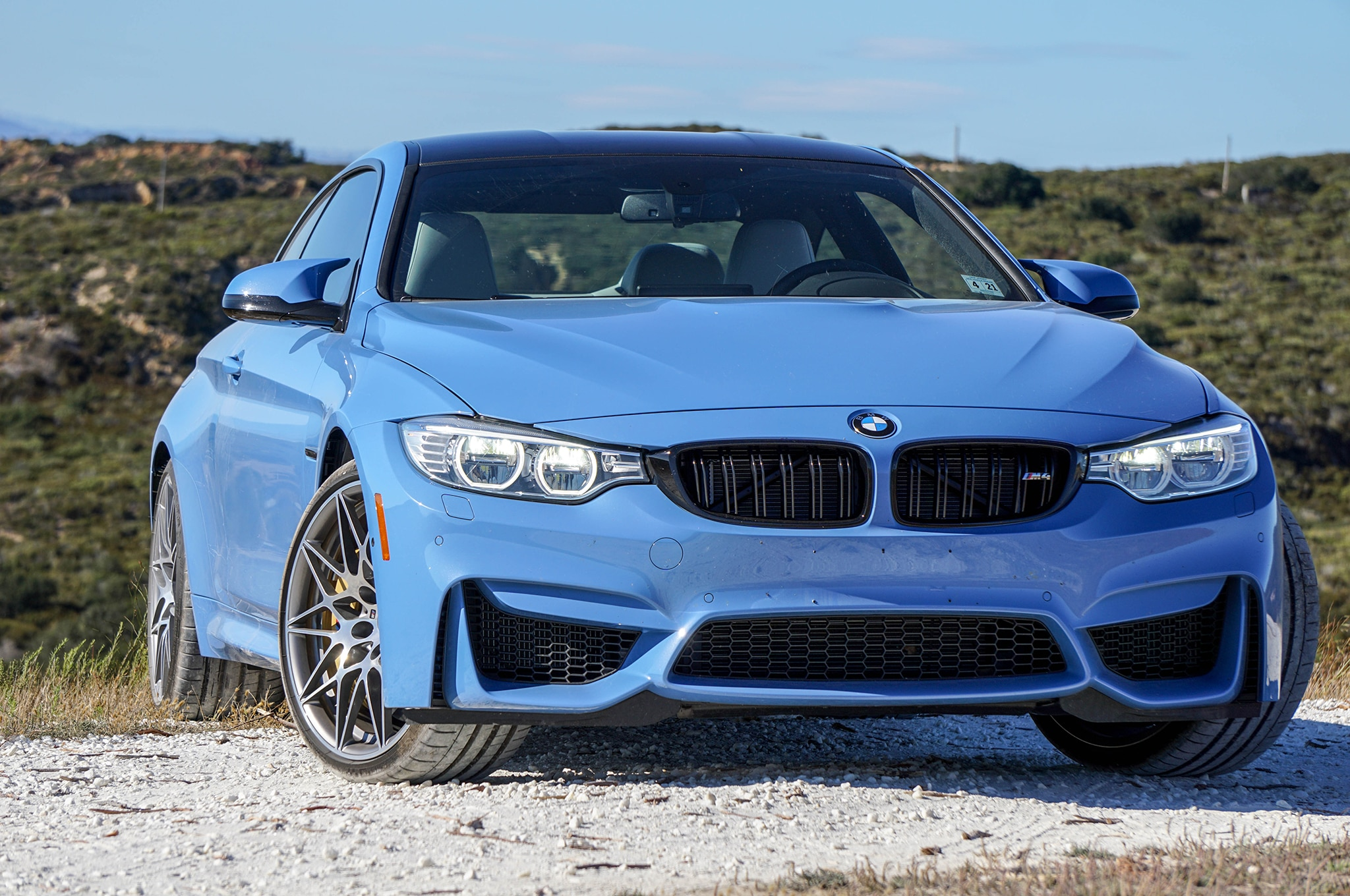 BMW M4 0 60 >> 2016 BMW M4 Competition Package One Week Review | Automobile Magazine