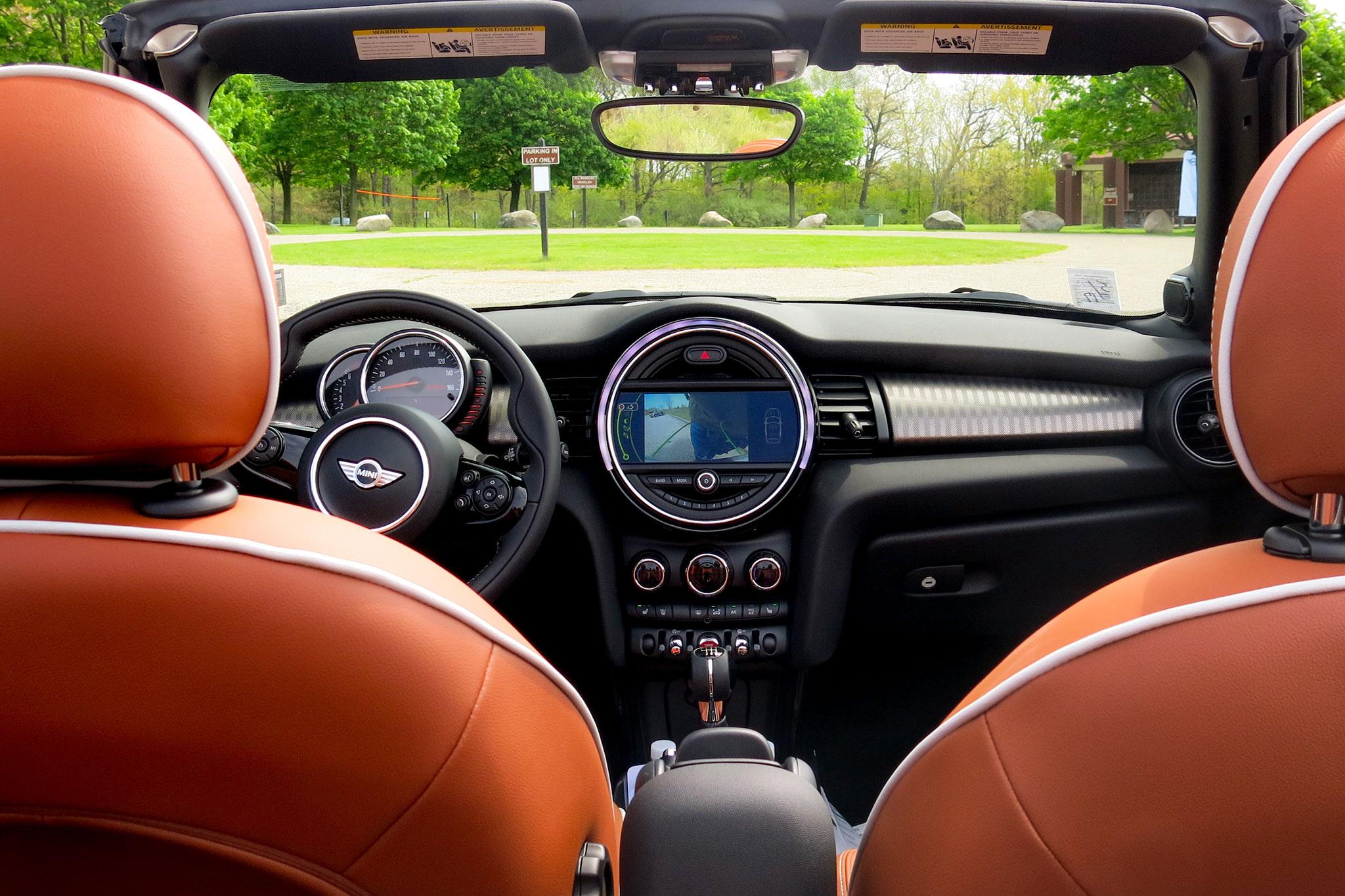 2016 Mini Cooper S Convertible Review