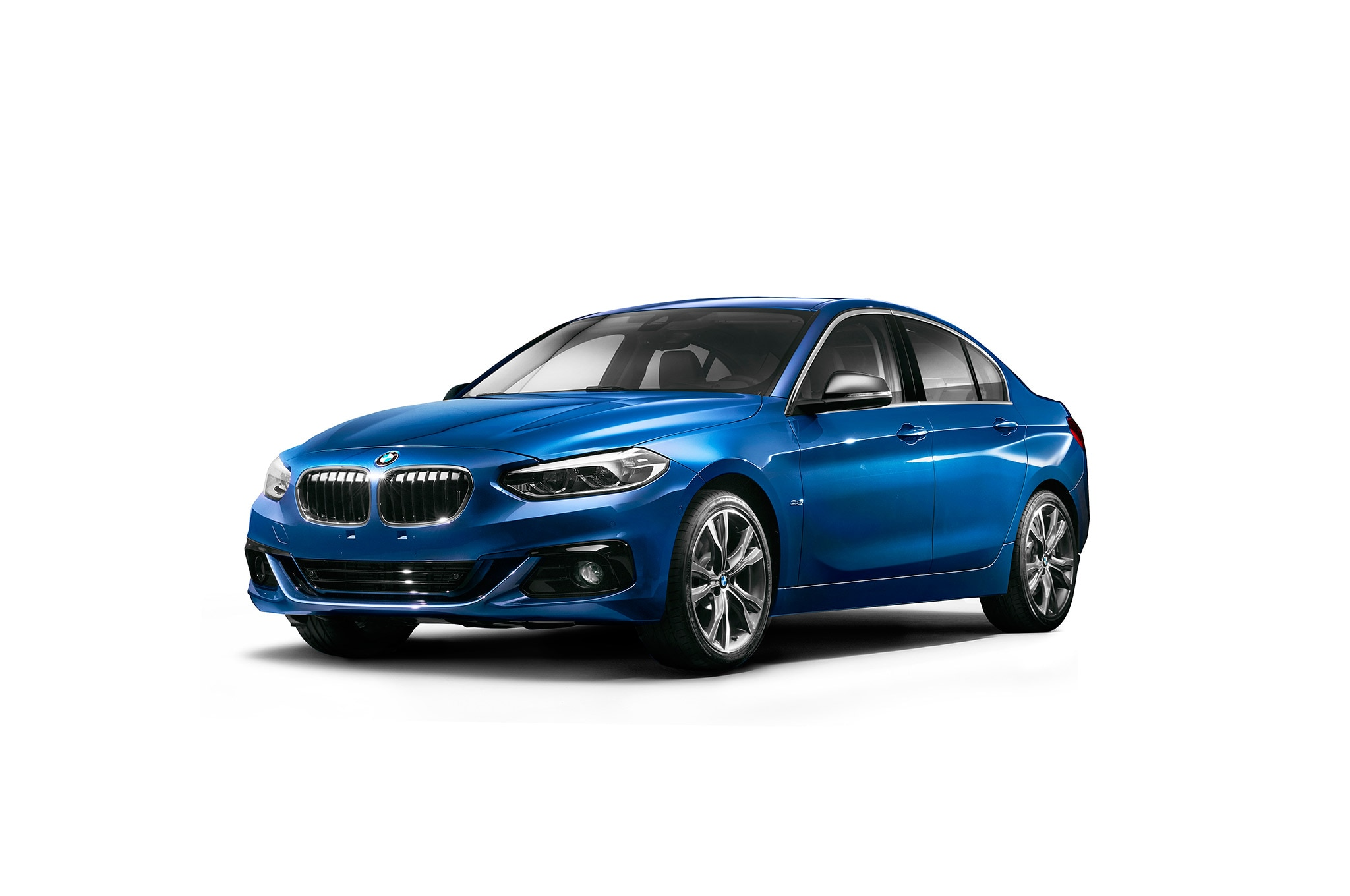 2017 bmw 1 series sedan revealed for chinese market. Black Bedroom Furniture Sets. Home Design Ideas